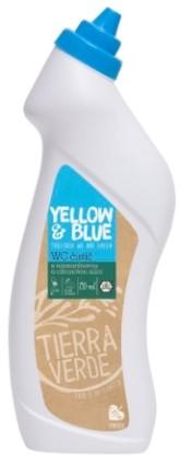 Yellow&Blue WC čistič rozmarýn a citron