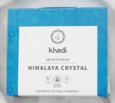 Khadi Shanti mýdlo HIMALÁJSKÝ KRYSTAL, 100 g
