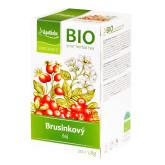 Čaj Brusinkový 36g BIO   MEDIATE