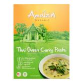 Pasta - thajské zelené kari 80g BIO   AMAIZIN