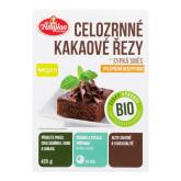 Kakaové řezy celozrnné 425g BIO   AMYLON