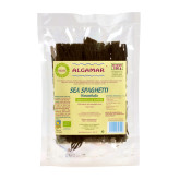 Mořské řasy Spaghetti 100g BIO   ALGAMAR