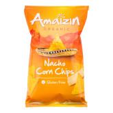 Chipsy kukuřičné nacho BIO   AMAIZIN