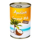 Krém kokosový 9% tuku BIO AMAIZIN
