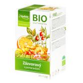Čaj Zázvorový s pomerančem 30g BIO   MEDIATE