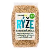 Rýže dlouhozrnná natural 500g BIO   COUNTRYLIFE