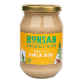 Česneková alternativa majonézy 235 g BIO   BONSAN
