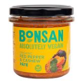 Pomazánka papriková s kešu 130 g BIO   BONSAN