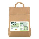 Rýže jasmínová natural 5kg BIO   COUNTRYLIFE