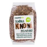 Konopná semínka neloupaná 250g BIO  COUNTRYLIFE