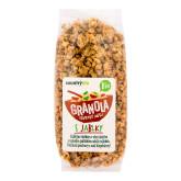 Granola - Křupavé müsli s jablky 350g BIO   COUNTRYLIFE