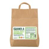 Granola - Křupavé müsli ovocné s klikvou 5kg BIO   COUNTRYLIFE