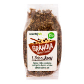 Granola - Křupavé müsli s čokoládou 350g BIO   COUNTRYLIFE