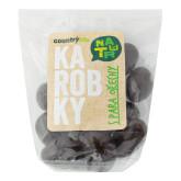 Karobky s para ořechy 100 g   COUNTRY LIFE