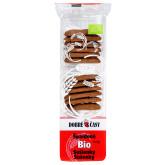 Sušenky špaldové karobové 100 g BIO   DOBRÉ ČASY