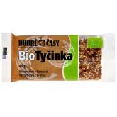 Tyčinka sezamovo-lněná 40 g BIO   DOBRÉ ČASY