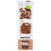 Sušenky špaldové kakaové 100 g BIO   DOBRÉ ČASY