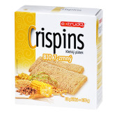 Chlebíček 7zrnný Crispins 100 g  BIO   EXTRUDO