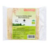 Chlebíček pohankový Crispins bezlepkový 75 g BIO   EXTRUDO