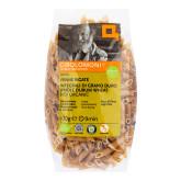 Těstoviny penne celozrnné semolinové 500g BIO    GIROLOMONI