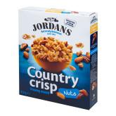 Müsli křupavé s ořechy 400 g   JORDANS