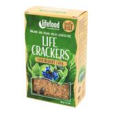 Life crackers Zelánky 60 g BIO   LIFEFOOD