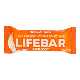Tyčinka Lifebar meruňková 47 g BIO   LIFEFOOD