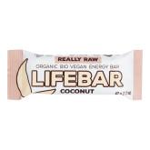Tyčinka Lifebar kokosová 47 g BIO   LIFEFOOD