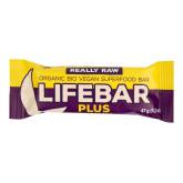 Tyčinka Lifebar acai banánová 47 g BIO   LIFEFOOD