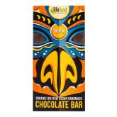 Čokoláda z nepraženého kakaa s kešu oříšky 70 g BIO   LIFEFOOD