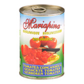 Rajčata sekaná sterilovaná 400g BIO   MARIAPINA