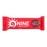 Tyčinka se semínky kakaem a malinami bezlepková 40g   9NINE