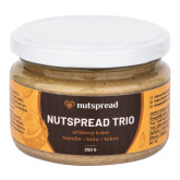 Krém z mandlí, kešu ořechů a kokosu 250 g   NUTSPREAD
