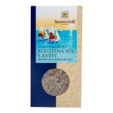 Středomořská kouzelná sůl s květy 120 g BIO   SONNENTOR