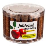 Trubičky jablečné s karobem dóza 450g   B. PRODUKT
