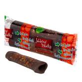 Trubičky jablečné s čokoládou 24g   B.PRODUKT