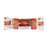 Trubičky jablečné s jahodovým jogurtem 24 g   B. PRODUKT