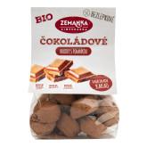 Hrudky pohankové s čokoládou bezlepkové 100 g BIO   ZEMANKA