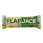 Flapjack ovesný jablko se sníženým obsahem cukru bezlepkový 40 g   WHOLEBAKE