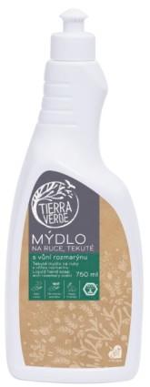 Tierra Verde Tekuté mýdlo na ruce – rozmarýn