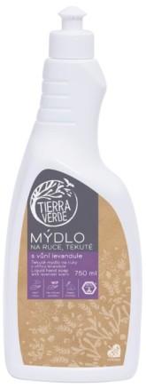 Tierra Verde Tekuté mýdlo na ruce – levandule