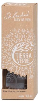 Tierra Verde Lahev skleněná na vodu