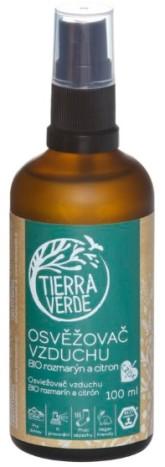 Tierra Verde Osvěžovač vzduchu – BIO rozmarýn a citron