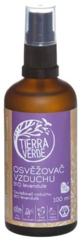 Tierra Verde Osvěžovač vzduchu – BIO levandule