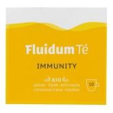 Extrakt čajový tekutý - Immunity 10x10 ml BIO   FLUIDUM TÉ