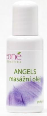 Eoné Angels - Masážní olej