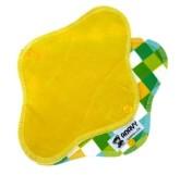 Anavy Denní vložka s PUL - Citron/Čtverečky 23 cm