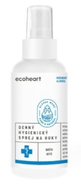 Ecoheart Hygienický sprej na ruce s mátou a anýzem