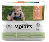 MOLTEX Eko pleny Pure & Nature Midi 4-9 kg