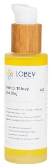 LOBEY Bio Pěstící tělový olej